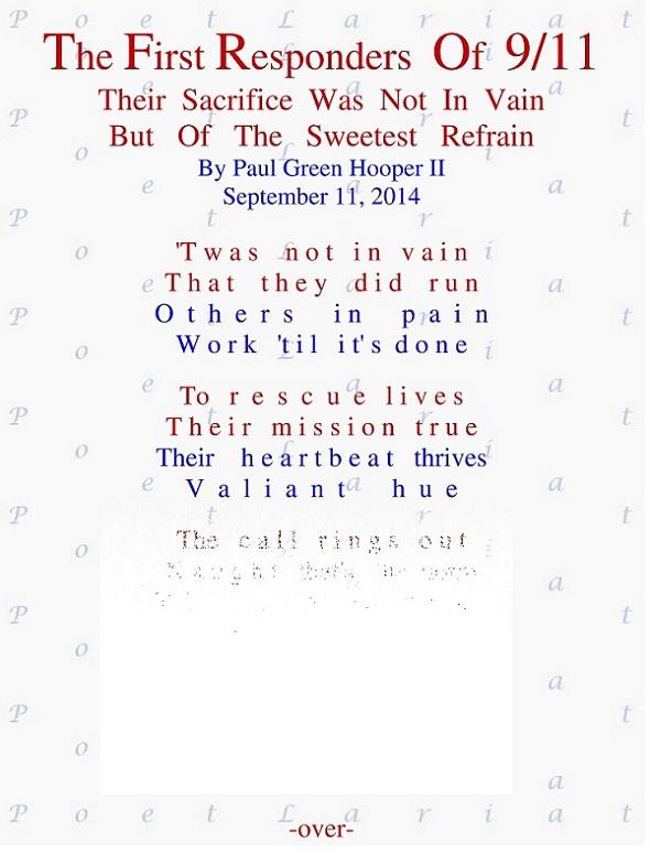 Poets Eleven Poem