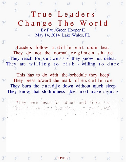 leaders who changed the world Well, there have been a number of people throughout history whose actions have changed the world 14 real life heroes who have changed the world.