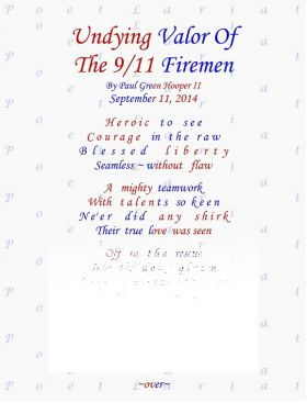 Undying Valor Of The 9/11 Firemen